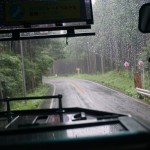 Bus to Fuji