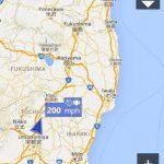 200mph on the shinkansen