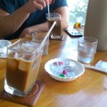 Non-linear iced coffee